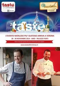Taste of Christmas Verona